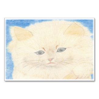 Fofinho cat card
