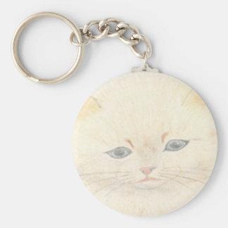 Fofinho cat key ring