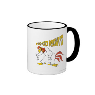 Fog-Get About It Ringer Coffee Mug