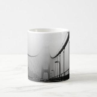 Fog In San Francisco Coffee Mug