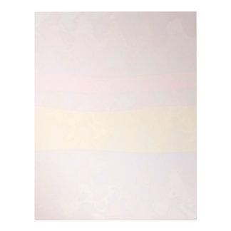 Fog Mist  Wave Stripes : Handmade Look Flyer Design
