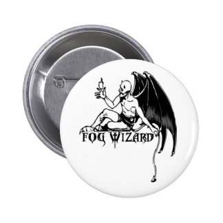 Fog Wizard devil pin