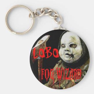 Fog Wizard - LOBO keychain