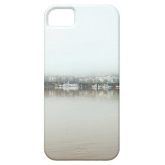 Foggy Day on Portland OR Downtown Waterfront Barely There iPhone 5 Case