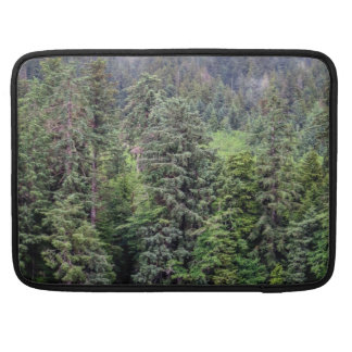 Foggy Forest Macbook Sleeve