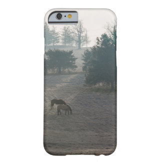 Foggy Grazing Barely There iPhone 6 Case
