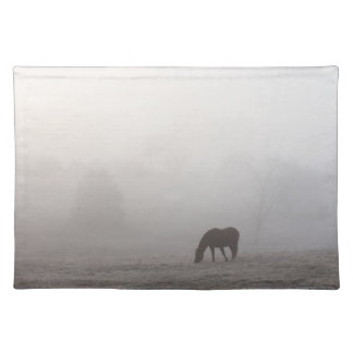 Foggy Grazing Placemat