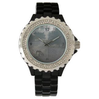 Foggy Grazing Wristwatches