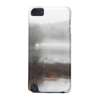 Foggy Lake on a Winter Day iPod Touch 5G Cover