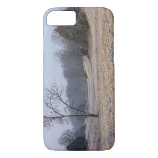 Foggy Meadow iPhone 7 Case