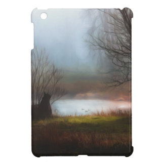 Foggy Morning Ducks Cover For The iPad Mini