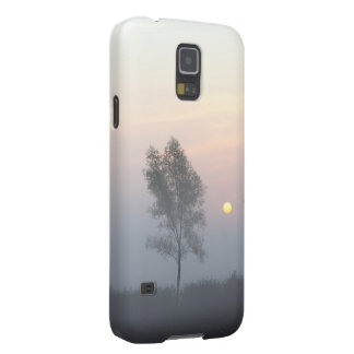 Foggy morning galaxy s5 cases