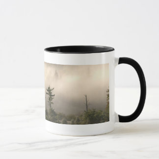 Foggy Mountain Meadow Bookmark Mug