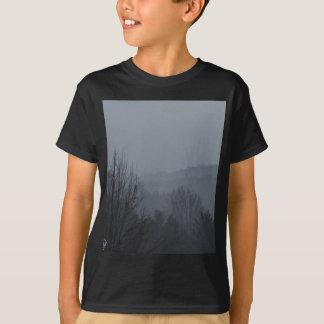 Foggy Mountian Ranges T-shirt