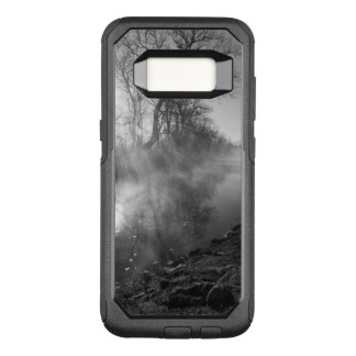 Foggy River Morning Sunrise OtterBox Commuter Samsung Galaxy S8 Case