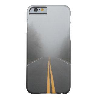 Foggy Road Phone Case