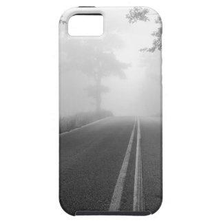 Foggy road tough iPhone 5 case