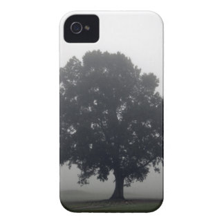 Foggy Tree iPhone 4 Case-Mate Case