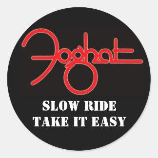 Foghat Sticker