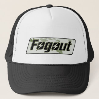 fogout trucker hat