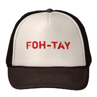 Foh-tay Cap