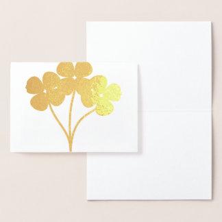 FOIL ETCHED CARDS