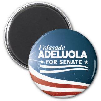 Folasade Adeluola for Senate Magnet