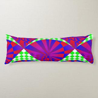 Folded Dimensions Body Cushion