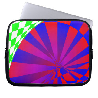 Folded Dimensions Laptop Sleeve