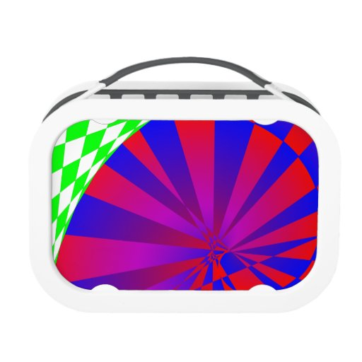 Folded Dimensions Lunchbox