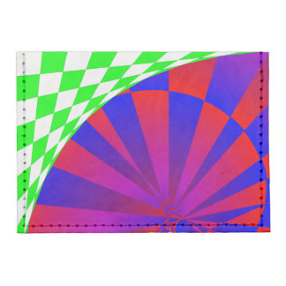 Folded Dimensions Tyvek® Card Case Wallet