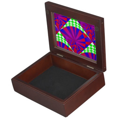 Folded Dimensions Keepsake Boxes