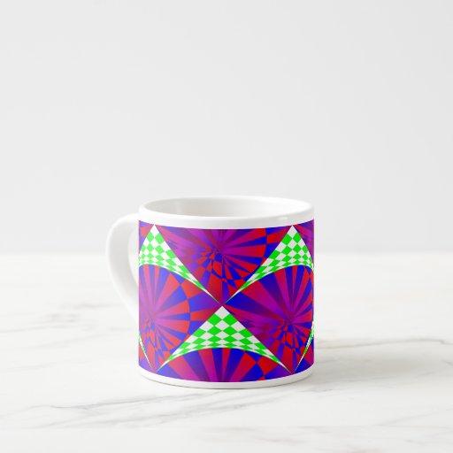 Folded Dimensions Espresso Mug
