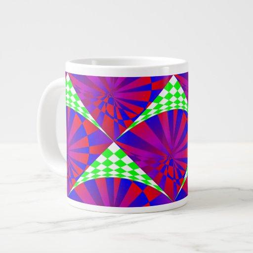Folded Dimensions Jumbo Mug