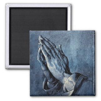 Folded Hands Prayer - Durer Magnet