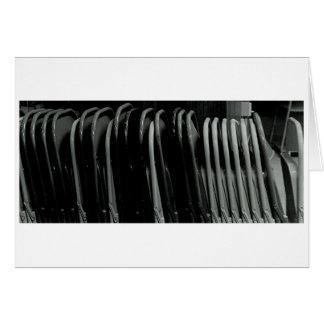 Folding Chairs Card