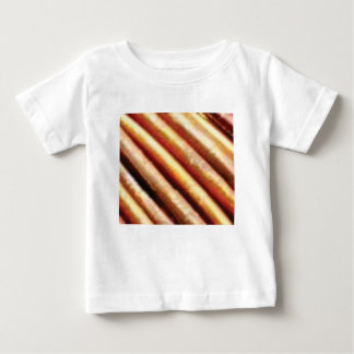 folds of copper baby T-Shirt