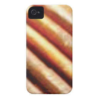 folds of copper iPhone 4 case