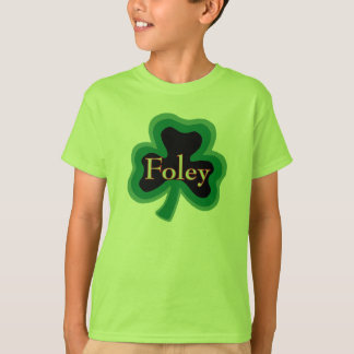 Foley Family Name T-Shirt