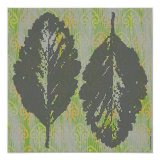 Foliage 1 poster