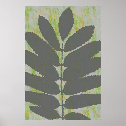 Foliage 2 poster
