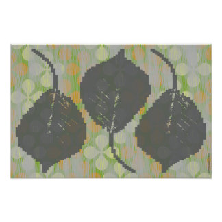 Foliage 3 poster