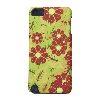 Foliage and flowers iPod touch 5G covers