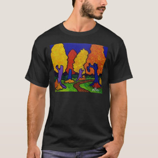 Foliage of Vermont by Piliero T-Shirt