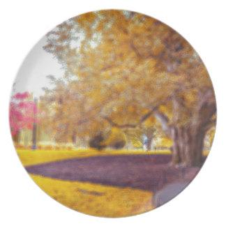 Foliage Plate