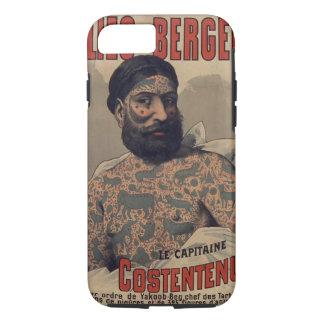Folies-Bergère Captain Costentenus Poster iPhone 8/7 Case