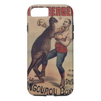 Folies-Bergère the Kangaroo Boxer iPhone 8/7 Case
