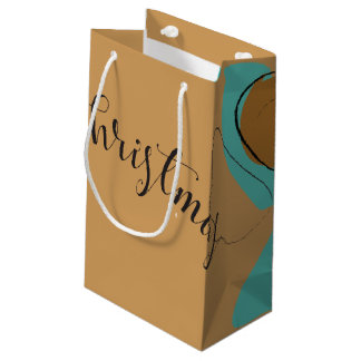 Folk Angle Small Gift Bag