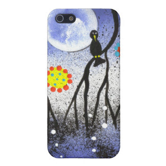FOLK ART BY LORI EVERETT By Your Side iPhone 5 Cases