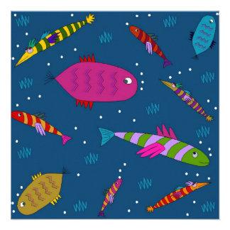 Folk Art Koi Carp Children s Day Party Invitations